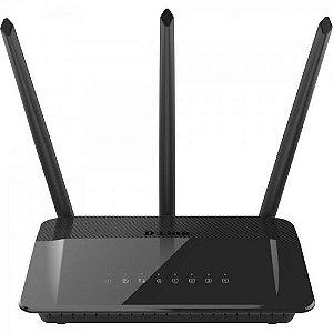 Roteador Wireless 1750Mbps DIR-859-A1 Preto D-LINK