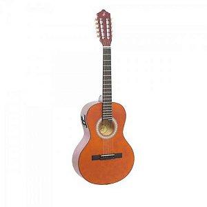 Viola Eletroacústica Natural VS14EQ GIANNINI