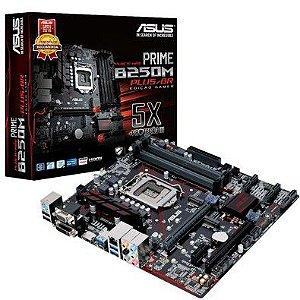 PLACA MAE 1151 MICRO ATX B250M-PLUS/BR DDR4 PRIME ASUS