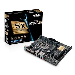 PLACA MAE 1151 MICRO ATX H110M-E DDR4 ASUS