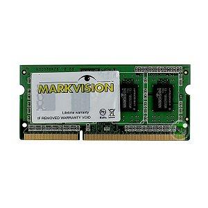 MEMORIA 8G DDR4 2400 MHZ MVD48192MSD-24 LV NOTEBOOK MARKVISION