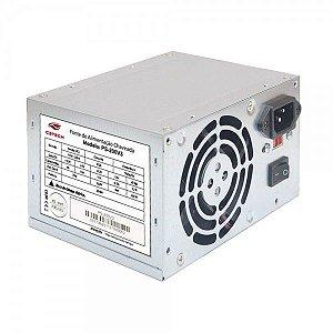 FONTE ATX 200W 20/24 PINOS PS-200V3 2*SATA 2* IDE C3TECH
