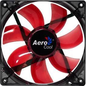 COOLER GAB 120MM EN51363 C/LED VERMELHO AEROCOOL