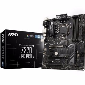 PLACA MAE 1151 ATX Z370 PC PRO DDR4 MSI