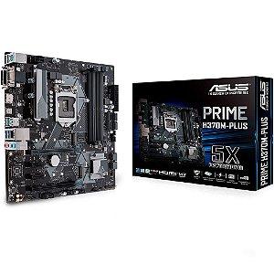PLACA MAE 1151 ATX H370M-PLUS DDR4 PRIME ASUS