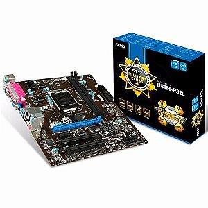 PLACA MAE 1150 MICRO ATX H81M-P32L DDR3 MSI