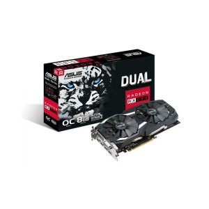 PLACA DE VIDEO 8 GB PCIEXP RX 580 90YV0AQ1-M0NA00 256BITS GDDR5 ASUS