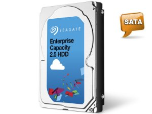 HDD 2,5 ENTERPRISE SERVIDOR 24X7 SEAGATE 1VE100-004 ST1000NX0423 1 TERA 7200PM 128MB CACHE SATA 6GB/S