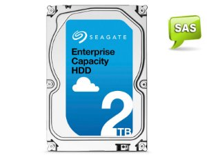 HDD 3,5 ENTERPRISE SERVIDOR 24X7 SEAGATE 1V4204-004 ST2000NM0045 2 TERA 7200RPM 128MB CACHE SAS 12GB/S