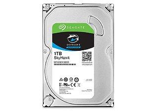 HDD 3,5 SISTEMA SEGURANCA VIGILANCIA SEAGATE 2EZ102-300 ST1000VX005 1TERA 5900RPM 64MB CACHE 24X7 SATA 6GB/S