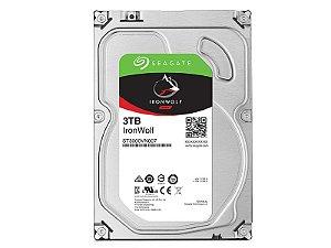 HDD 3,5 SISTEMAS DE BACKUP NAS SATA SEAGATE 2E4166-500 ST3000VN007 3 TERA 5900RPM 64MB CACHE SATA 6GB/S