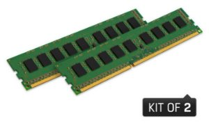MEMORIA DESKTOP DDR3 KINGSTON KVR16LN11K2/16 16GB KIT(2X8GB) 1600MHZ CL11 DIMM 1.35V
