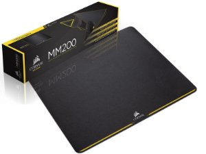 MOUSE PAD GAMER CORSAIR CH-9000099-WW MM200 MEDIUM 36 X 30CM PRETO