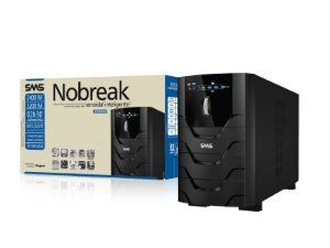 NOBREAK SENOIDAL INTERACTIVE SMS 27873 POWER SINUS UPS3200S 220 NG