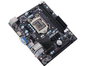 PLACA MAE LGA 1151 INTEL CENTRIUM C2018-H310CH5-M2 MATX DDR4 2666MHZ CHIPSET H310 HDMI VGA PPB OEM