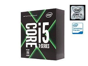 PROCESSADOR CORE I5 LGA 2066 INTEL BX80677I57640X QUAD CORE I5-7640X 4.0GHZ 6MB CACHE S/COOLER