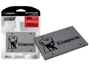 SSD SATA DESKTOP NOTEBOOK KINGSTON SUV500/120G UV500 120GB 2.5 NAND 3D SATA III 6GB/S