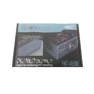 FONTE ATX 450W REAL 24 PINOS FNT-450W 2*SATA 2* IDE HOOPSON