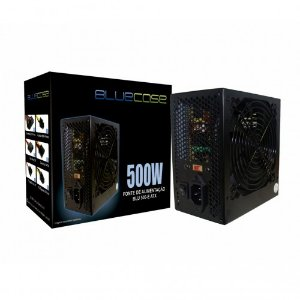 FONTE ATX 500W REAL BLU500-E BLUECASE