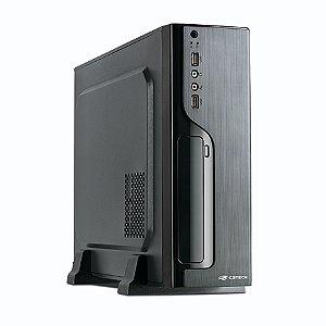GABINETE SLIM DT-100BK SFX 200W USB 3.0 C3TECH
