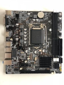 PLACA MAE 1155 MICRO ATX CYBAF-10-H61 DDR3 VGA/HDMI ISYNC SEM EMBALAGEM