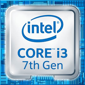 PROCESSADOR 1151 CORE I3 7100 3.90GHZ KABY LAKE 3 MB CACHE DUAL CORE INTEL SEM EMBALAGEM