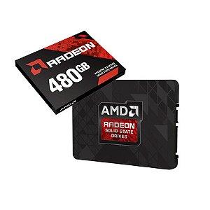 SSD 480GB SATA III R3SL480G RADEON AMD  IMPORTADO