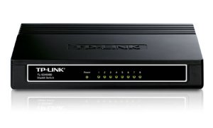 SWITCH 8P 10/100/1000 TL-SG1008D TP LINK
