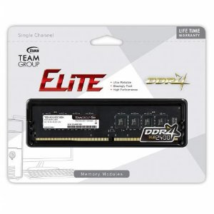 MEMORIA 8GB DDR4 2400 MHZ ELITE TEAMGROUP BOX