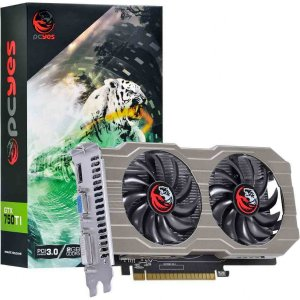 PLACA DE VIDEO 2GB PCIEXP GTX 750 TI 128BITS DDR5 PCYES BOX
