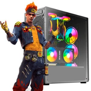 PC GAMER MESTRE - FREE FIRE