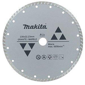 Disco De Serra Mármore E Granitos Mod: D-44323 Marca: Makita