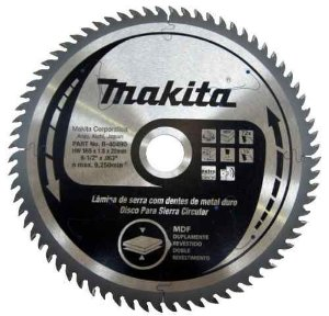 "DISCO DE SERRA CIRCULAR 7.1/4"" 185X20MM 40 DENTES MOD: B-19102 MAKITA"