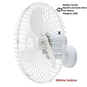 Ventilador Acapulco Standard Parede Cor: Branco 220V - Marca: Solaster