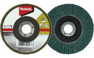 FLAP DISC 115-Z120 MOD: D-52897 MARCA: MAKITA