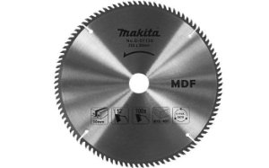 LAMINA DE SERRA TCT 255X30MM 100DENTES - MAKITA