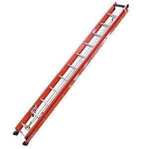 Escada de Fibra Extensível 9m