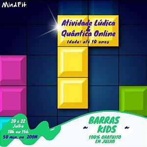 Sessões Barras Kids Online