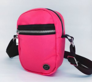 Shoulder Bag Neon Pink