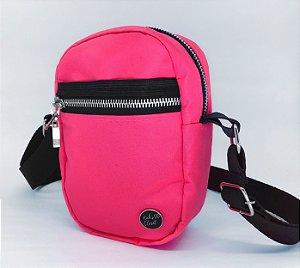 Shoulder Bag Neon Pink