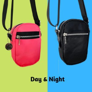 KIT shoulder bag day & night 2