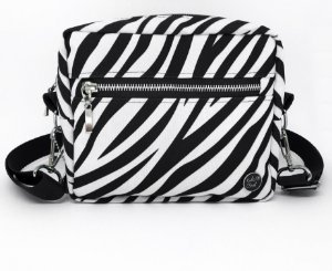 CROSS BAG ZEBRA