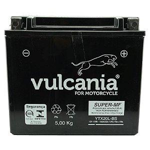 Bateria Vulcania YTX20L-BS 18Ah Dyna Fat Boy Bob Sportster