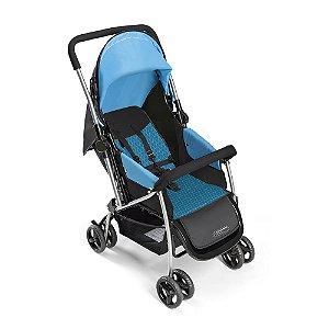 30d163fca73 Carrinho de Bebê Berço Flip Azul