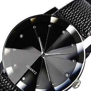 7c5c3f63af8 Kit Relógio Masculino Luxo Quartzo Pulso Yazole Frete Gratis - Grs ...