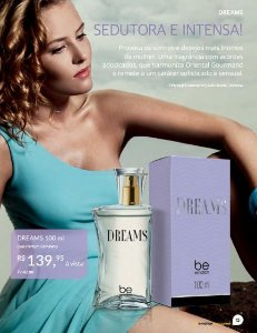 Perfume Dreams Be Emotion - Feminino 100ML