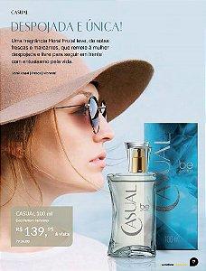 Perfume Casual Be Emotion - Feminino 100ML
