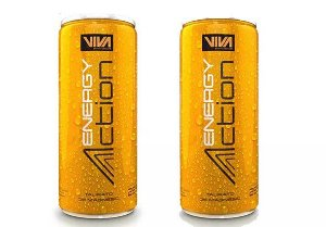 Bebida Energética Energy Action Viva Smart Drinks