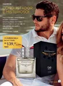 Champion Be Emotion - Masculino