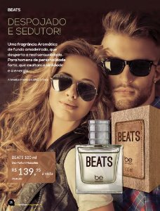 Perfume Beats Be Emotion - Masculino 100ML
